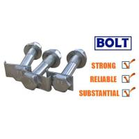 Buy cheap CB100 Bailey Bridge Components Chord Bolt Reuse For Bailey Truss Bridges from Wholesalers