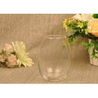 Buy cheap Beverage Tall Coloured Tumbler Glasses Personalized Eco Friendly from wholesalers