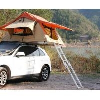 Buy cheap Family 4 Person Roof Top Tent Large Capacity 145x125x28 Cm Fold Size from wholesalers