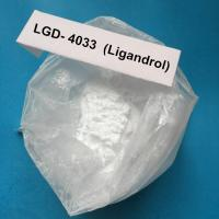Buy cheap Body Building Anabolic Sarms LGD-4033 Purity 99% Sarms Ligandrol CAS 1165910-22-4 from wholesalers