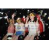 Buy cheap 9 Seats 7D Simulator Cinema System Pneumatic Simulator Row Of 3 Ten Years from wholesalers