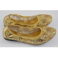 Buy cheap Girl lace dance shoes bright beautiful fashion dance shoes from wholesalers