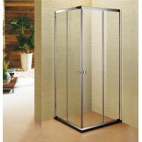 Buy cheap Stainless Steel 304 Shower Cubicle 90*90 Shower Sliding Door from wholesalers