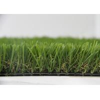 Buy cheap Natural Looking Outdoor Synthetic Turf Landscaping False Lawn Grass Eco Friendly from wholesalers