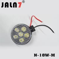 Buy cheap Motorcycle Headlight Led JALN7 18W Driving Lights Fog Light Off Road Lamp Car Boat Truck SUV JEEP ATV Led Light from wholesalers