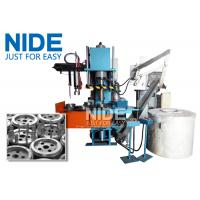 Buy cheap Customized Armature Aluminum Liquid Die Casting Machine Highly Efficiency from wholesalers