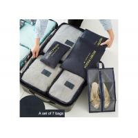 Buy cheap New Style Mesh Fabrics Travel Organizer Bag Foldable For Packing Cubes from wholesalers