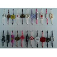 Buy cheap Waterproof Engraved Plastic Seal Tags Hangers Self Locking Customized Size from wholesalers