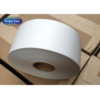 Buy cheap Water Active White Color Gummed Kraft Sealing Tape For Carton Sealing Bunding from wholesalers