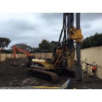 Buy cheap Bored Pile Driving Machine , KR150C Hydraulic Rig For Piling Rig Hire 50m Max Drilling Depth from wholesalers