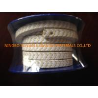 Buy cheap Mixed White PTFE Aramid Packing from wholesalers