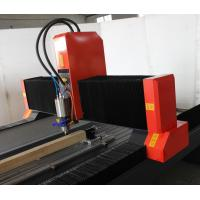 Buy cheap Stone Engraving CNC Router with servo system and 4-axis NcStudio ZK-1325 from wholesalers