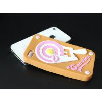 Buy cheap Bling Pearl Diamond Crystal / Silicone Phone Cases Custom For Iphone5 from wholesalers