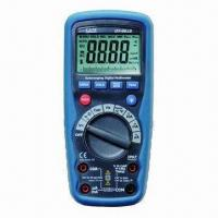China Professional Digital Multimeter with New Benchmarks and True RMS Measurements on sale