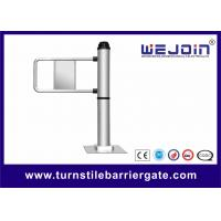 Buy cheap Traffic Light  Swing Barrier Gate 110v / 220v With Steel and Aluminum Alloy Motor from wholesalers