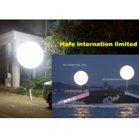 Buy cheap 3000W Metal Halide Lamp Moon Light Up Balloons For Big Area Events Illumination from wholesalers