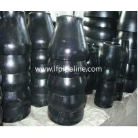 Buy cheap Large diameter standard a105 carbon steel pipe fitting pipe reducer from wholesalers