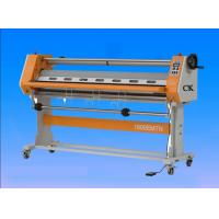 Buy cheap Electronic & Hand Power Cold Lamination Machine with 130mm Roller AC110V 60Hz from wholesalers