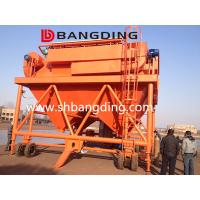 Buy cheap BANGDING 100CBM dust catcher  Mobile Port Hopper bagging machine For Bulk Cargo from wholesalers
