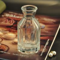 Diffuser Glass Perfume Bottles / Clear Glass Reed Diffuser Bottle