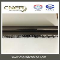 Buy cheap Carbon fiber tube for vacuum gutter cleaning pole, carbon fiber pole with taper on one end from wholesalers