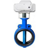 Buy cheap EPDM lined Electric Actuator Butterfly Valve For Drink Water , 2 ~ 120 Size from wholesalers