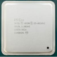 Buy cheap Intel Xeon 8 Core Processor E5 4610 v2 SR19L 16 Threads 16M Cache 2.30 GHz from wholesalers