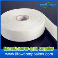 Buy cheap FRP substrates glass fiber/E-glass/fiberglass cloth tape, heat/electrical insulation from wholesalers