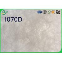 Buy cheap 1056D 1057D Tyvek Paper Sheets , White Paper Roll For Silica Gel Sachets product