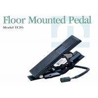 Buy cheap Floor Mounted Electric Throttle Pedal , TCF6 Series Electric Foot Pedal from wholesalers