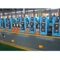 Buy cheap Steel Welded Pipe Production Line Pipe Manufacturing Plant steel tube production line from wholesalers