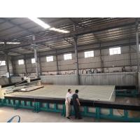 Buy cheap 4000*10000mm bridge type steel marble glass  waterjet cutting machine with 420Mpa pump from wholesalers