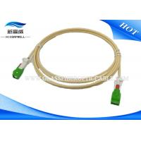 Buy cheap Auto Shutter Fiber Optic Patch Cables Patch Cord Aerospace With LC Connectors from wholesalers