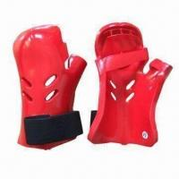 Buy cheap Taekwondo Glove-dipped Foam Hand Protector, Available in Different Colors and Sizes from wholesalers