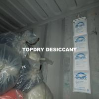 Buy cheap TOPDRY 10g 50g 250g 500g 1kg 2kg Desiccant Dehumidifying Dryer For Cabinet from wholesalers