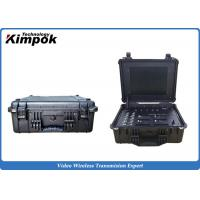 Buy cheap 17 Inch COFDM Wireless Receiver HD Ditital Telemetry and Video Broadcast Receiver Encrypted product