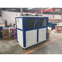 Buy cheap Low Temperature for V Type Box Refrigeration Condensing Units Compressed from wholesalers