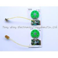 Buy cheap Push Button recordable sound chips For Birthday Greeting Card from wholesalers