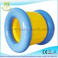 Buy cheap Hansel Inflatable Water Cylinder / Inflatable Roller For Kids Game from wholesalers