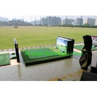 Buy cheap Auto Tee up Machine Automatic Golf Ball System for Tee Lines from wholesalers