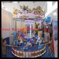 Buy cheap 6 seats Easy Funfair Kids Carousel Horse for Sale from wholesalers