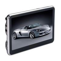 Buy cheap 5 Inch 800x480 1575.42MHZ 16GB Widescreen Portable GPS Navigator With SD Memory Slot from wholesalers