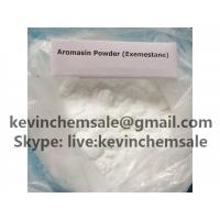 Buy cheap Exemestane / Aromasin CAS 107868-30-4 suicidal aromatase inhibitor  aromatase enzyme anabolic steroids from wholesalers