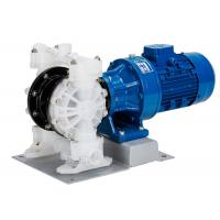 Buy cheap Polypropylene Pneumatic Diaphragm Pumps With Cycloidal Reducer 3kw from wholesalers