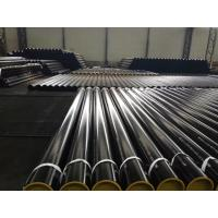 Buy cheap Structural Carbon Steel Seamless Pipe API 5L Standard 114.3 * 6.02 * 6000mm from wholesalers