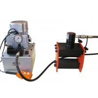 Buy cheap 70 MPa Remote control Electric Hydraulic Pumps for hydraulic tools from wholesalers