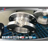 Buy cheap Flange I Shaped Grove Ss Forging For Oil Gas Industry , Super Steel Forgings from wholesalers