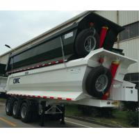 Buy cheap High Strength Dump Truck Trailer Mechanical Suspension Type  BPW Axle For Sand from wholesalers