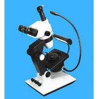 Buy cheap Fable Trinocular Gem Microscope Swing Arm 6.7-45X  for Gemological laboratory product