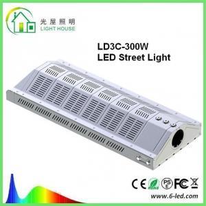 Buy cheap Cree Rotating Street LED Lights WF2 , 300 W Power Led Street Lamps AC85-277v product